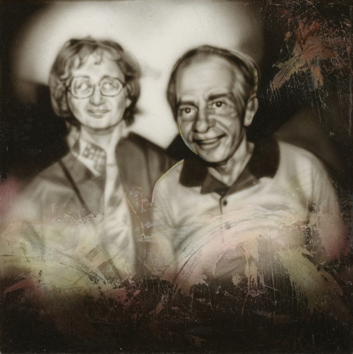 Portrait of Herb and Dorothy