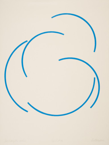 Five Incomplete Circles