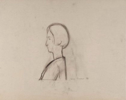 Study for The Collectors (Dorothy)