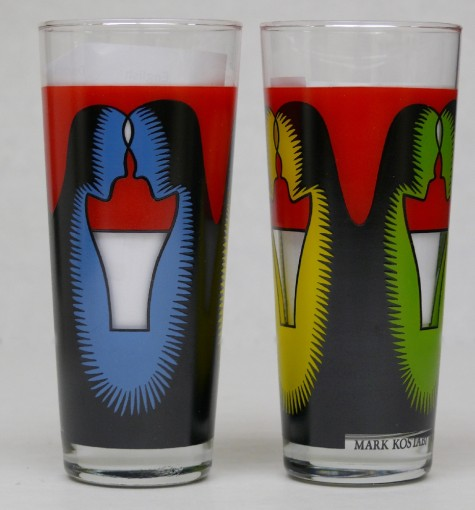 Ritzenhoff Milk Glasses