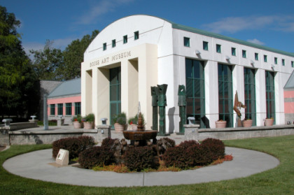 Vogel 50x50: Participating Institutions: Boise Art Museum