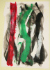 Gestural Study, Lynda Benglis, Painting, The Arkansas Arts Center