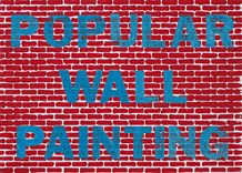 Popular Wall Painting (after Ken)